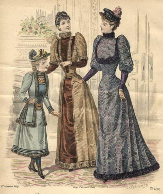 Walking Suites 1894